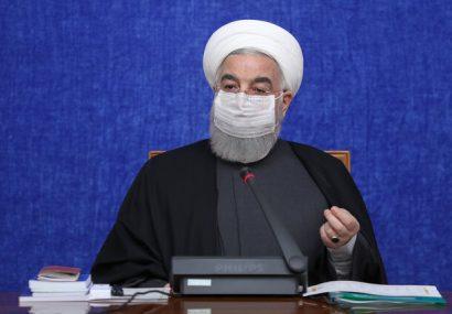 روحانی : در تصمیمات ستاد ملی کرونا موردی مخالف اصول علمی و بیتوجه به تجربه جهانی نمی بینیم