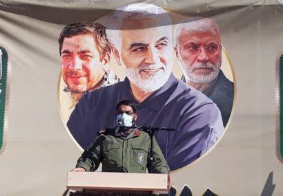 سردار سلیمانی نماد وحدت ایران اسلامی و چهره واقعی تقریب جهان اسلام است