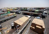 از سرگیری مراودات تجاری با عراق در مرز شلمچه