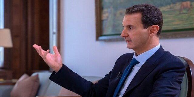 سفر اعلام نشده اسد به مسکو و دیدار با پوتین