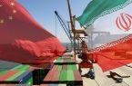 ظرفیت تجارت ۶۰ میلیارد دلاری سالانه بین ایران و چین