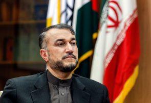 تشکر امیرعبداللهیان از حمایت پوتین و لاوروف برای عضویت دائم ایران در سازمان همکاری شانگهای